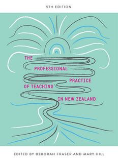 Professional Practice of Teaching in New Zealand, The (5th Edition)