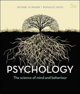 Psychology: The Science of Mind and Behaviour (3rd Edition)