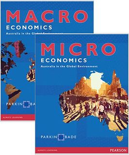 Microeconomics: Australia in the Global Environment (Value Pack for ECON104 / ECON105)