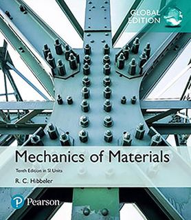 Mechanics of Materials in SI Units + Modified Mastering Engineering with Pearson eText (10th Edition)