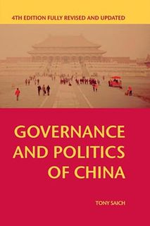 Governance and Politics of China (4th Edition)