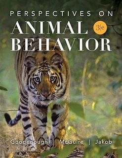 Perspectives on Animal Behavior (3rd Edition)