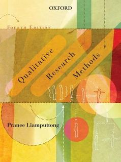 Qualitative Research Methods (4th Edition)