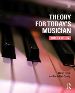 Theory for Today's Musician (Textbook & Workbook Package) (3rd Edition)