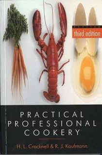 Practical Professional Cookery (3rd Edition)