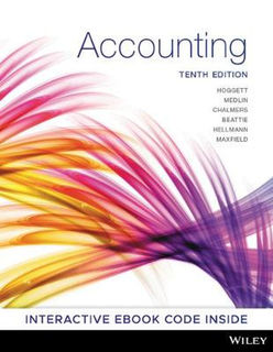 Accounting (10th Edition)