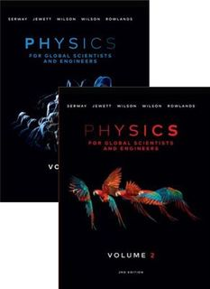 Physics For Global Scientists and Engineers - Volumes 1 & 2 (Bundle with Online Study Tools) (2nd Edition)