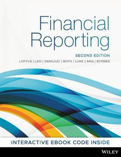 Financial Reporting (2nd Edition)