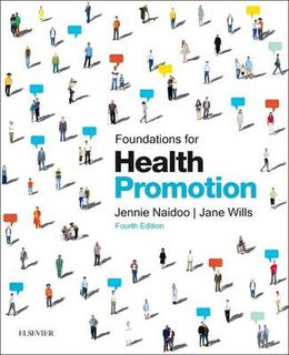 Foundations for Health Promotion (4th Edition)