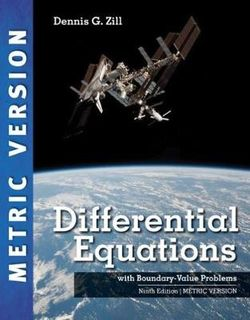 Differential Equations with Boundary-Value Problems, International Metric Edition (9th Edition)