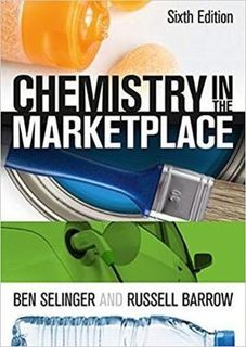 Chemistry in the Marketplace (6th Edition)