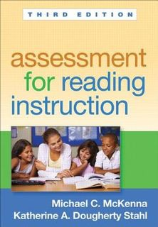 Assessment for Reading Instruction (3rd Edition)