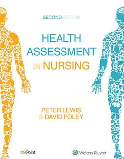 Health Assessment in Nursing: Australia and New Zealand Edition (2nd Edition)
