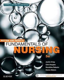 Potter and Perry's Fundamentals of Nursing (Print Book and E-Book) (5th Edition)