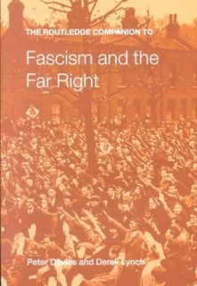 Routledge Companion to Fascism and the Far Right