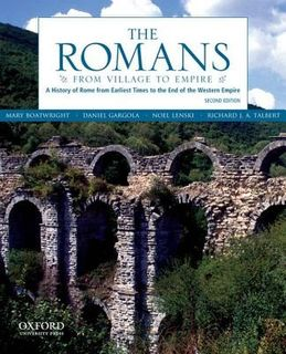 The Romans: From Village to Empire (2nd Edition)