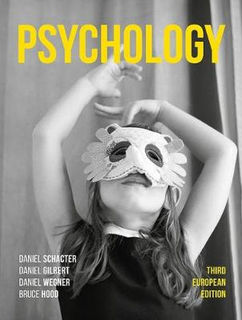 Psychology: Third European Edition (3rd Edition)