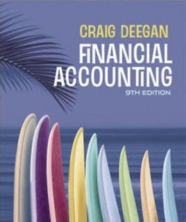 Financial Accounting: Includes Connect, LearnSmart (9th Edition)