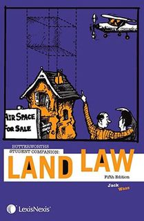 Butterworths Student Companion: Land Law (5th Edition)