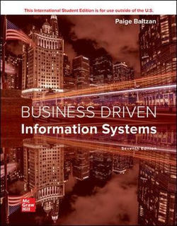 Business Driven Information Systems (7th Edition)