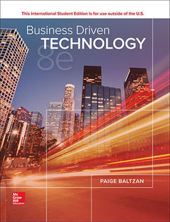 Business Driven Technology (8th Edition)