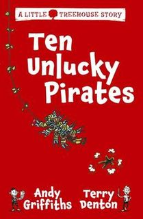 A Little Treehouse Story #01: Ten Unlucky Pirates