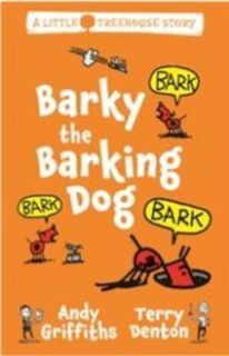 A Little Treehouse Story #02: Barky the Barking Dog