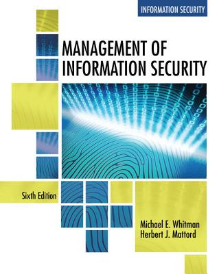 Management of Information Security (6th Edition)