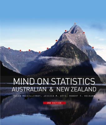 Mind on Statistics: Australian & New Zealand (2nd Edition)