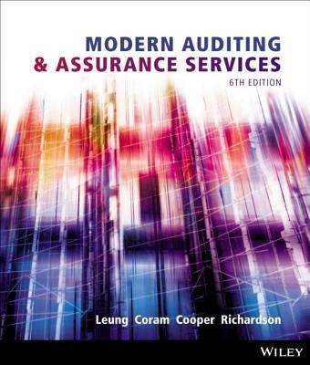 Modern Auditing and Assurance Services + iStudy Version 3 Card (6th Edition)