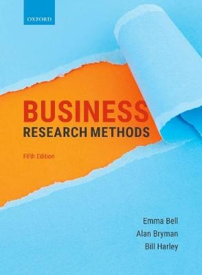 Business Research Methods (5th Edition)