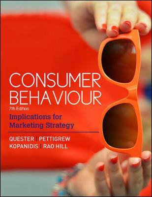 Consumer Behaviour: Implications for Marketing Strategy (7th Revised Edition)