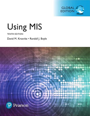Using MIS, Global Edition (10th Edition)