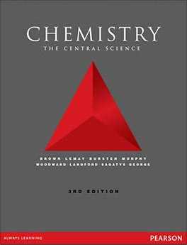 Chemistry: The Central Science + Mastering Chemistry with Pearson eText (3rd Edition)