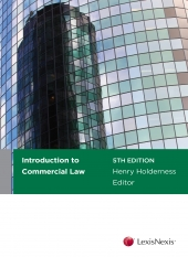 Introduction to Commercial Law (5th Edition)
