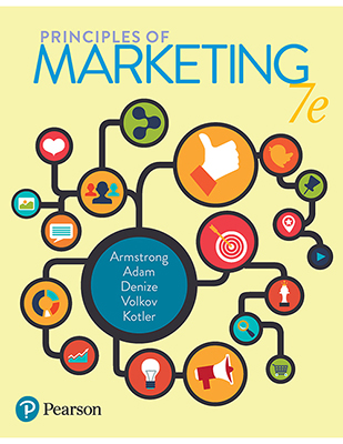 Principles of Marketing (7th Edition)