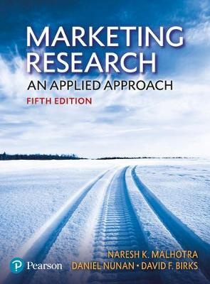 Marketing Research: An Applied Approach (5th Edition)