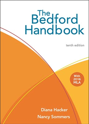 The Bedford Handbook (10th Edition)