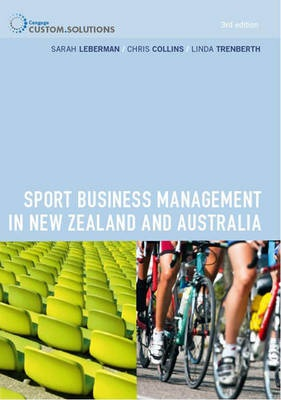 PP0626 - Sport Management in New Zealand and Australia (1st Edition)