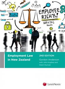 Employment Law in New Zealand (2nd Edition)