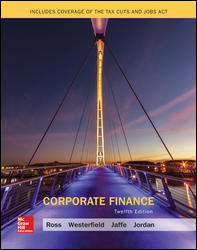Corporate Finance (12th Edition)