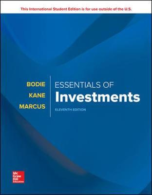 Essentials of Investments (11th Edition)