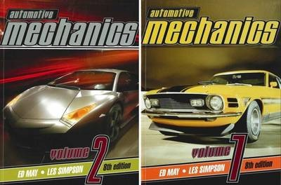 Automotive Mechanics: Volume 1 & 2 Bundle (8th Edition)