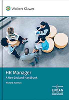 HR Manager: A New Zealand Handbook (1st Edition)