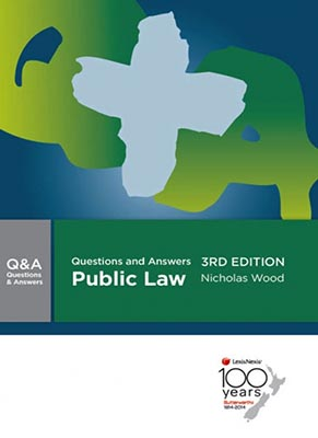 Questions and Answers: Public Law (3rd Edition)