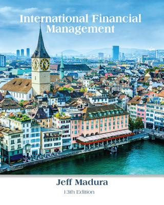 International Financial Management (13th Edition)