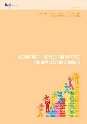 PP0869 - Accounting Principles and Practice for New Zealand Students (3rd Edition)