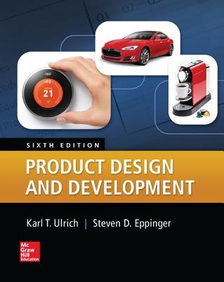 Product Design and Development (6th Edition)