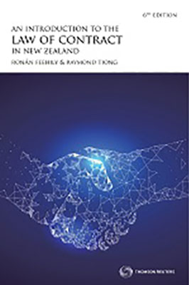 An Introduction to the Law of Contract in New Zealand (6th Edition)