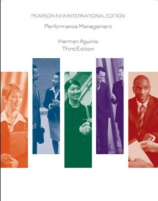 Performance Management: Pearson New International Edition (3rd Edition)